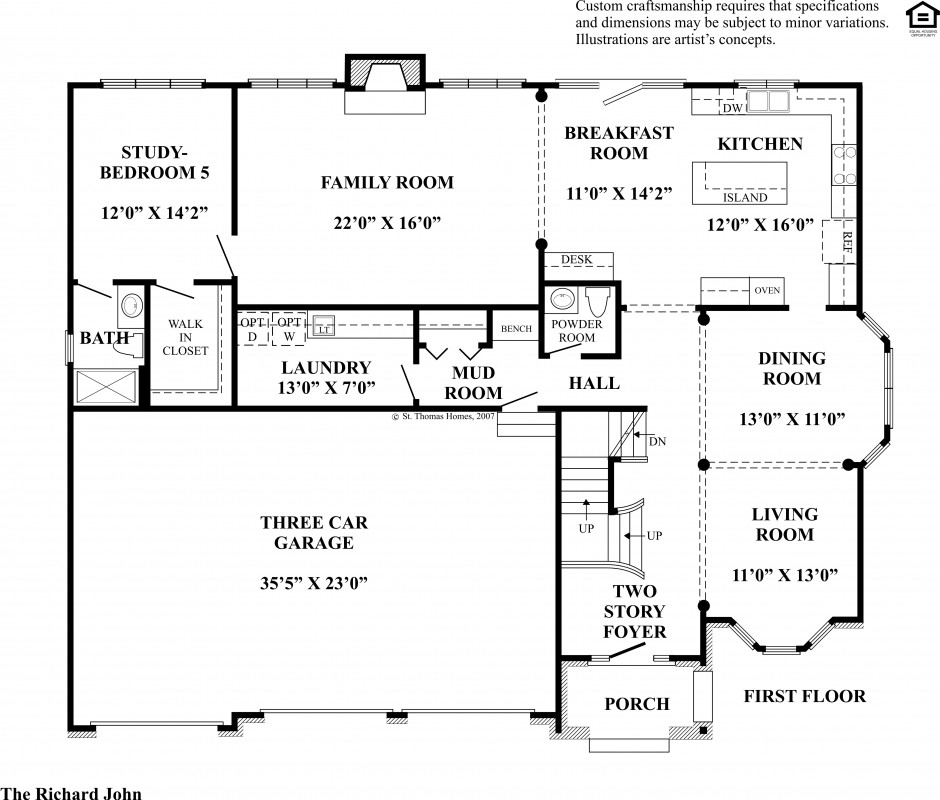 Richard_John 1st floor plan