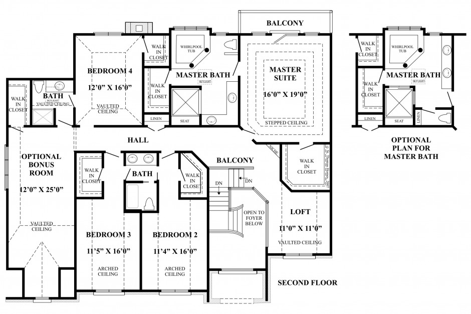 Richard_John 2nd floor plan