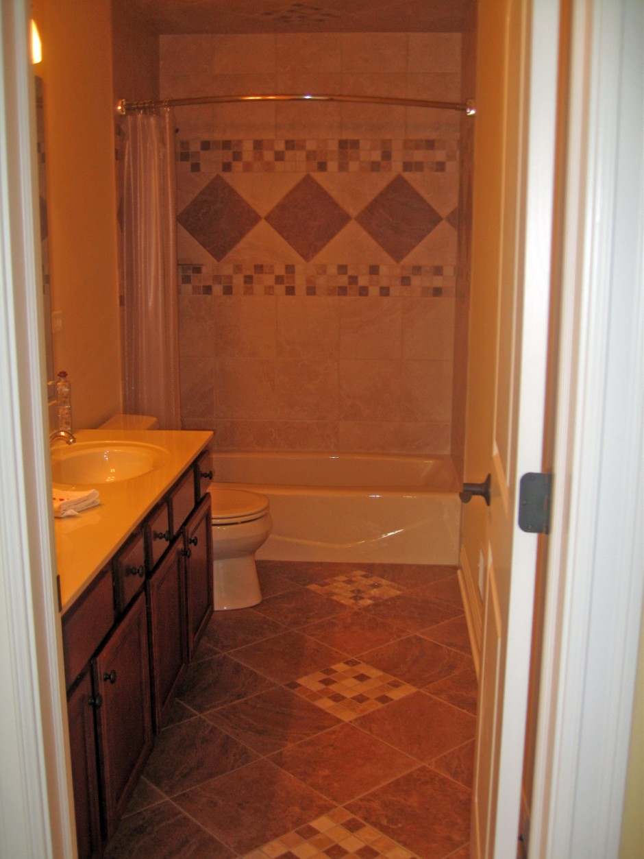 Shower & Floor Tile