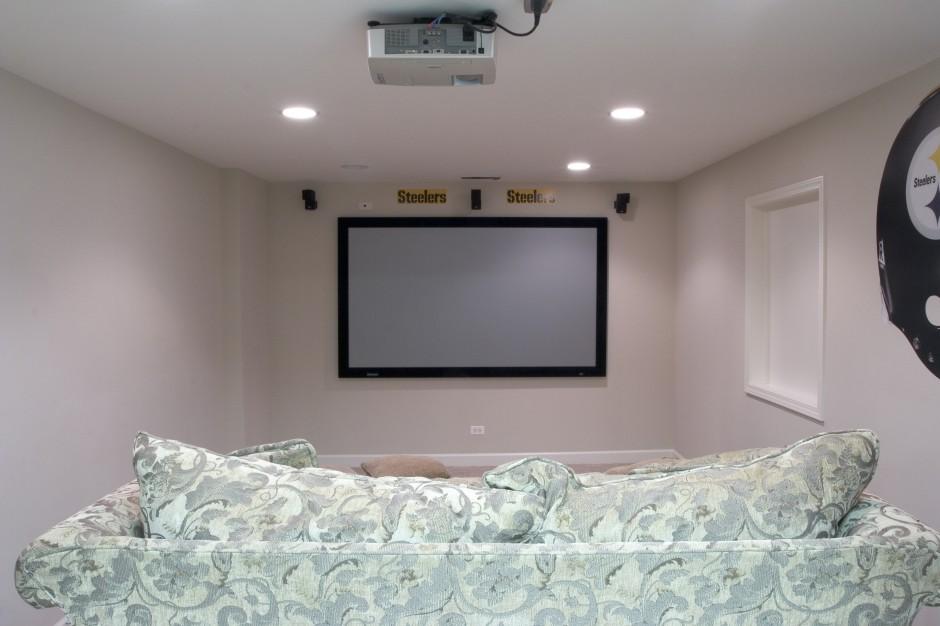 Theather Room