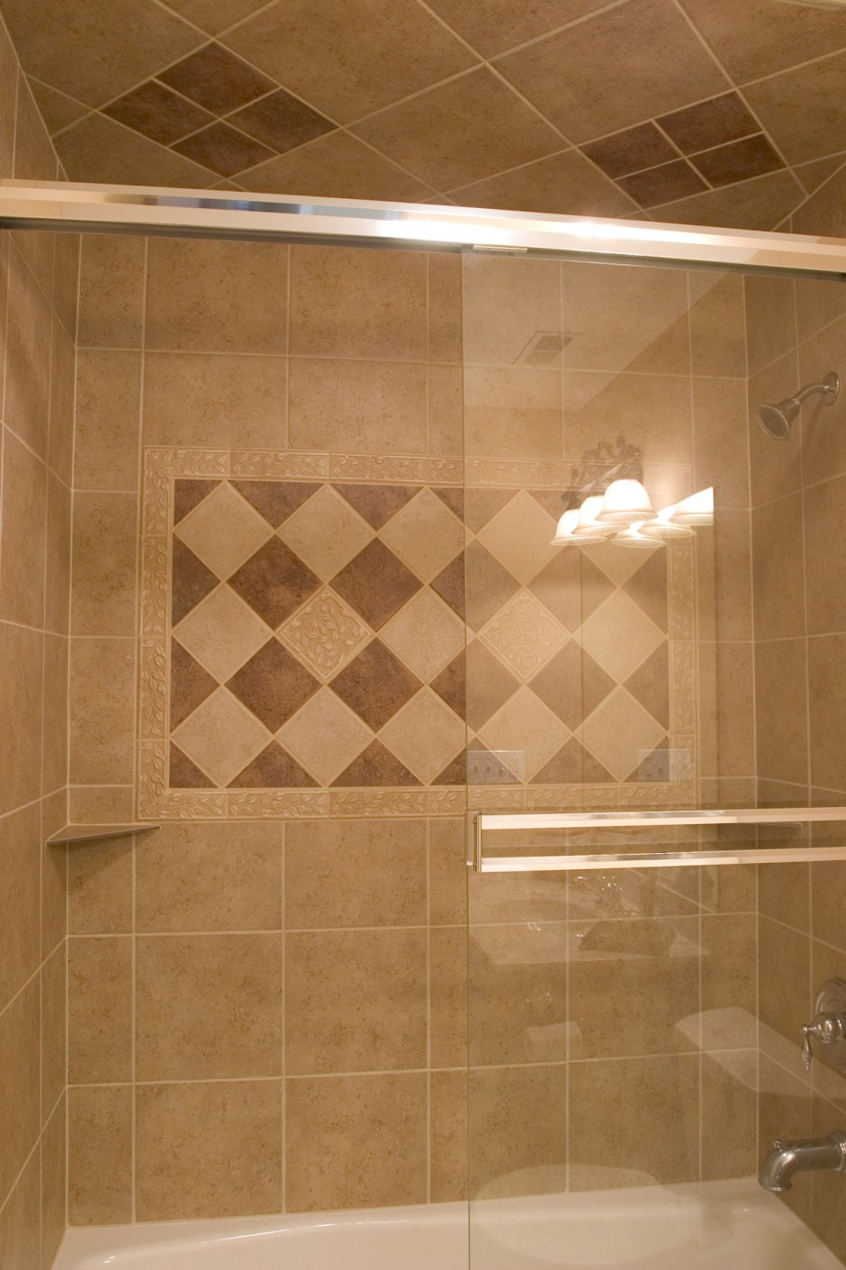 Tile bathroom 2
