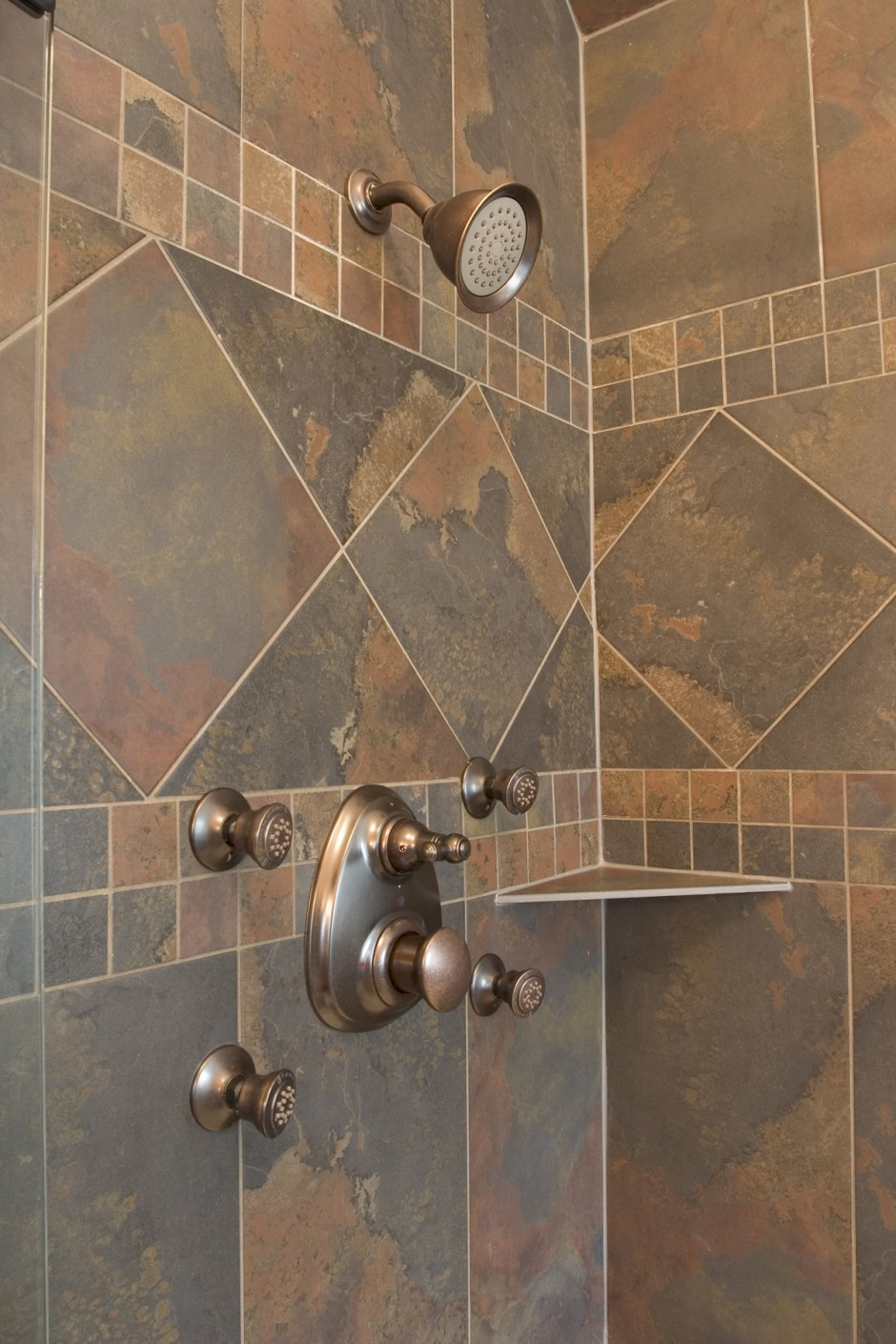 Tile bathroom 3